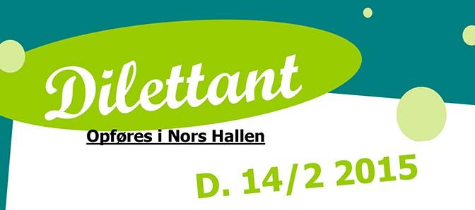 Dilettant 14. februar