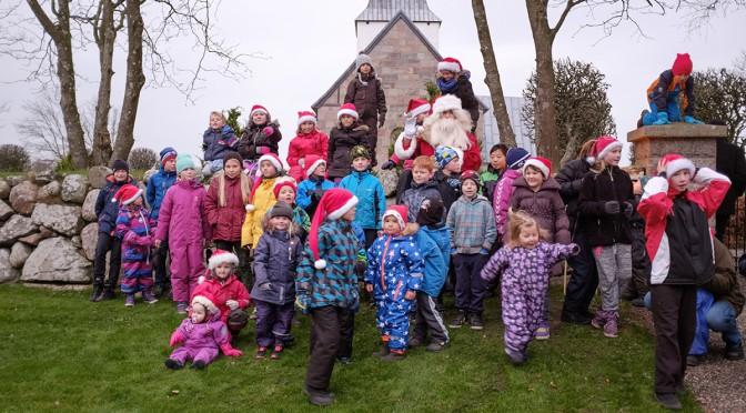 Juleoptog og krybbespil