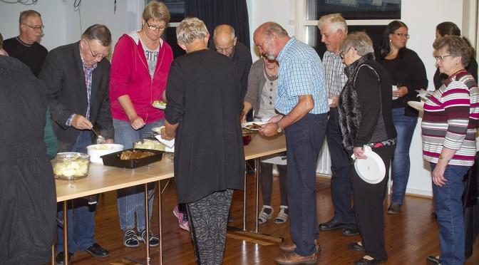 Fællesspisning på Nors skole, mandag den 19. januar kl.18.00